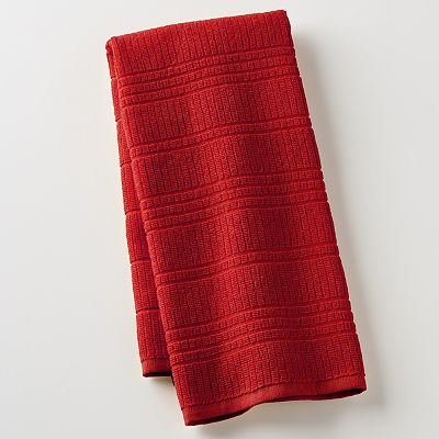 SONOMA life + style Concord Ribbed Kitchen Towel