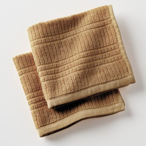 SONOMA life + style® Concord 2-pk. Ribbed Dishcloths