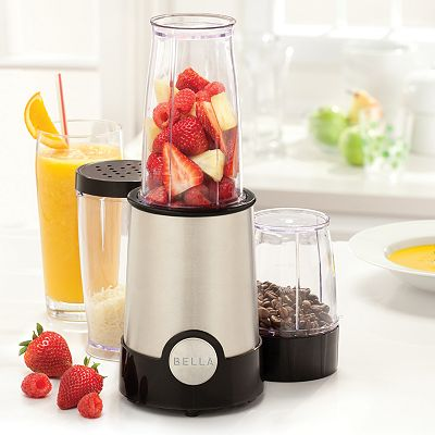 Bella 12-pc. Rocket Blender Set