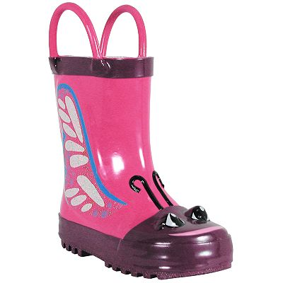Western Chief Butterfly Rain Boots - Girls