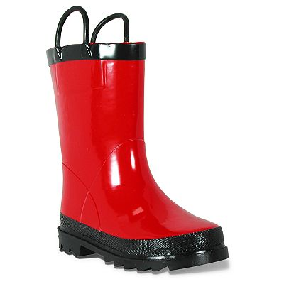 Western Chief Fire Chief Rain Boots - Boys
