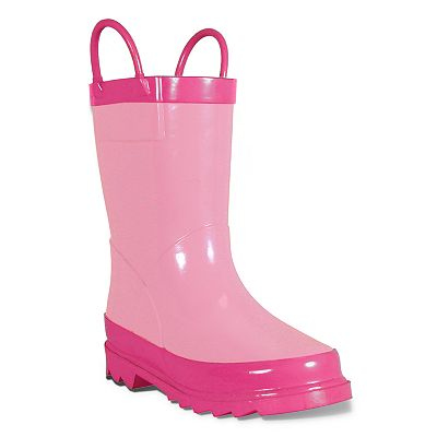 Western Chief Fire Chief Rain Boots - Girls