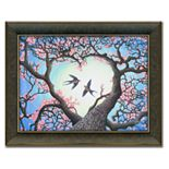 """Heartsong"" Framed Canvas Art by Tyler Kennedy"