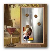 Magnetic Wine Board Wall Decor