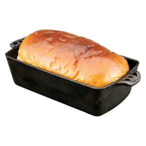 Camp Chef 9 x 5 Cast-Iron Bread Pan