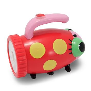 Melissa & Doug Mollie Ladybug Flashlight