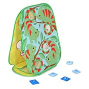 Melissa and Doug Verdie Chameleon Beanbag Toss Game