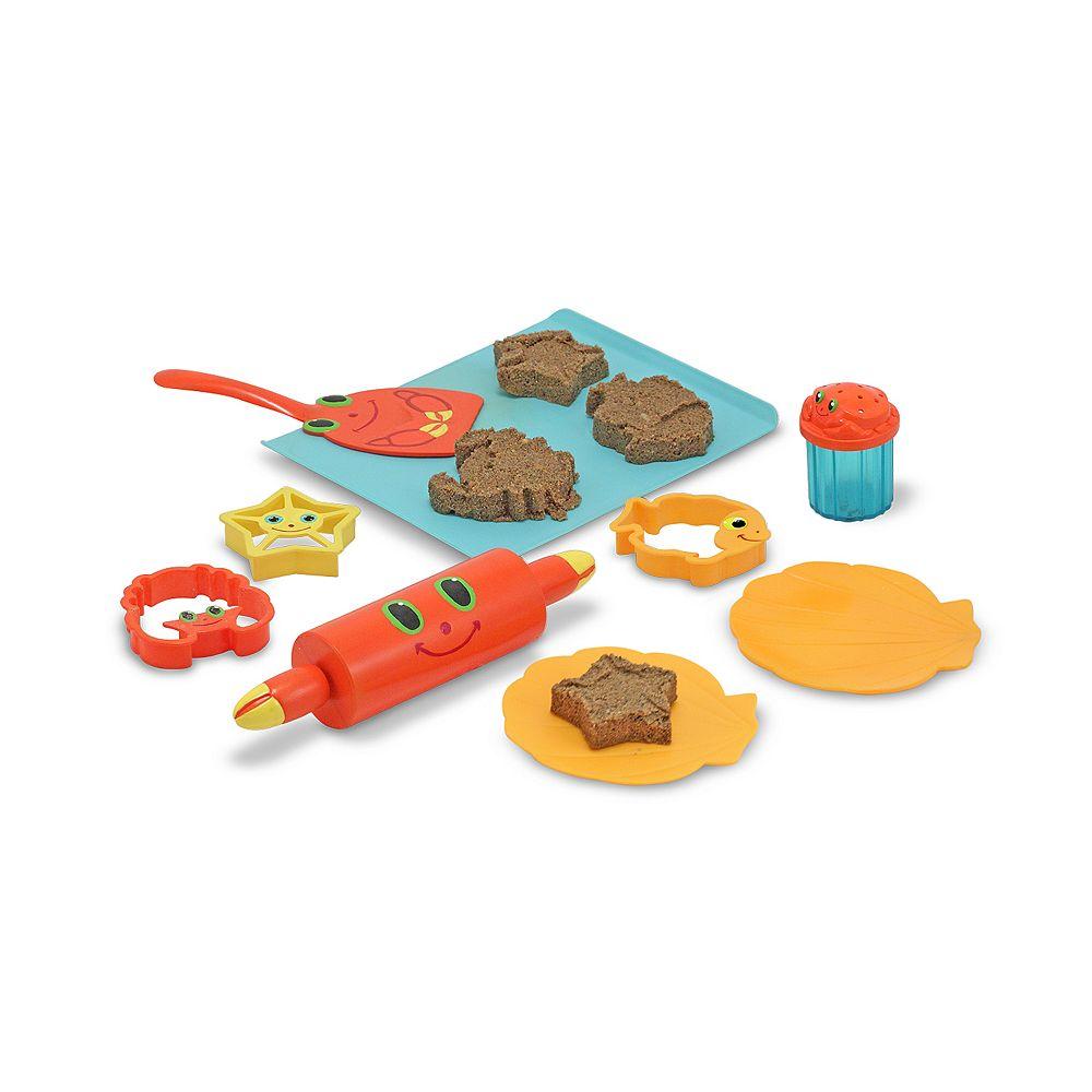Melissa & Doug Seaside Sidekicks Sand Cookies Set