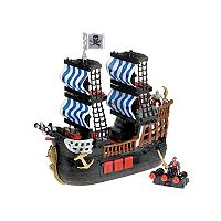 Fisher-Price Imaginext Pirate Ship