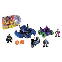 Fisher-Price Imaginext DC Super Friends Batman Gift Set