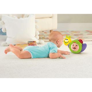 Fisher-Price Go Baby Go 1-2-3 Crawl-Along Snail