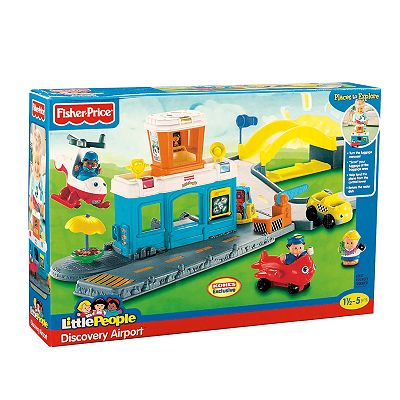 Fisher-Price Little People Discovery Airport