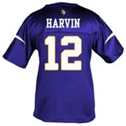 Reebok Minnesota Vikings Percy Harvin Fitted Jersey - Girls' 7-16