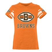 Reebok Cleveland Browns Tee - Girls' 7-16