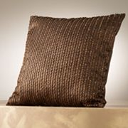 Jennifer Lopez Sand Drift Decorative Pillow