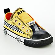 Converse Chuck Taylor All Star Taxi Cab Shoes - Toddlers