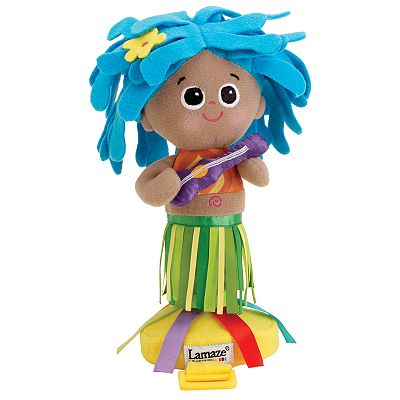 Lamaze Hula Girl Travel Toy