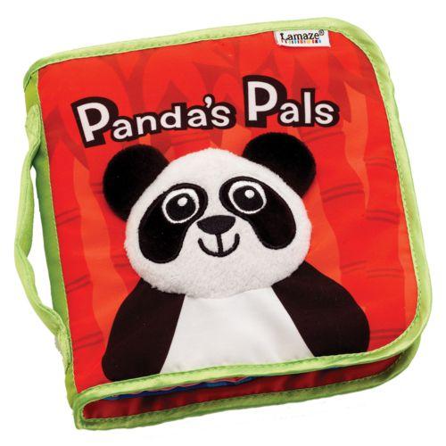 Lamaze Panda's Pals Soft Book