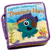 Lamaze Captain Calamari's Treasure Hunt Soft Book