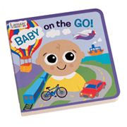 Lamaze Baby On The Go Board Book