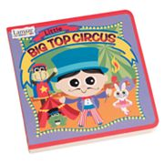 Lamaze Little Big Top Circus Board Book