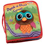 "Lamaze ""Peek-a-Boo Forest"" Soft Book"