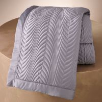 Jennifer Lopez Old Hollywood Quilted Coverlet - Full/Queen