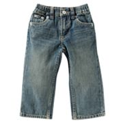 Levi's 526 Back-Elastic Loose Straight-Leg Jeans - Infant