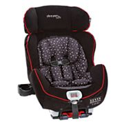 The First Years True Fit Premier Rebound C670 Convertible Car Seat - Elegance