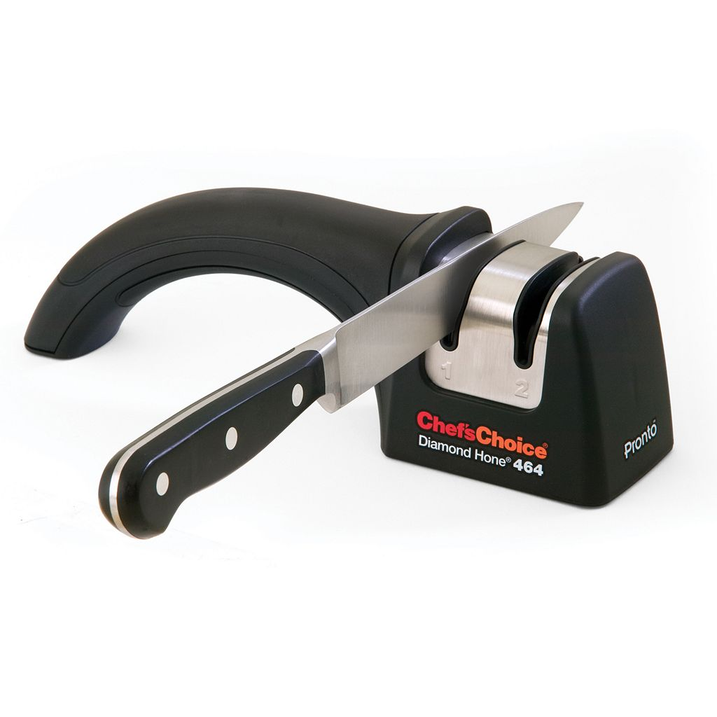 Chef'sChoice Pronto Diamond Hone Manual Knife Sharpener