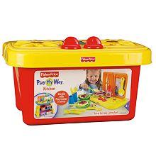 Fisher-Price Play My Way Kitchen