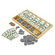 Melissa and Doug Play Money Set