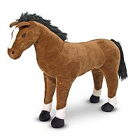 Melissa & Doug Giant Horse Plush