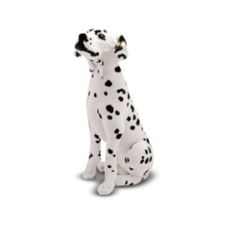Melissa and Doug Dalmatian Dog Giant Plush