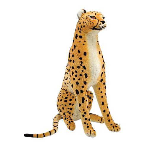 Melissa & Doug Cheetah Plush Toy