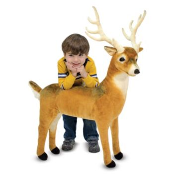 Melissa and Doug Deer Giant Plush