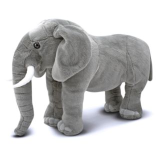 Melissa and Doug Elephant Plush Toy