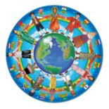 Melissa & Doug 48 pc Children of the World Floor Puzzle