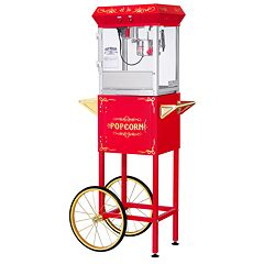 Great Northern All-Star 4-oz. Popcorn Machine & Cart