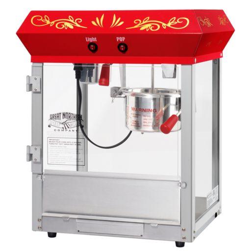 Great Northern All-Star 4-oz. Popcorn Machine