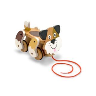 Melissa and Doug Playful Puppy Pull Toy