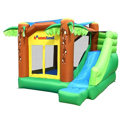 Bounceland Jungle Inflatable Bounce House