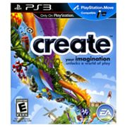 Create for PlayStation 3