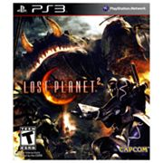 Lost Planet 2 for PlayStation 3