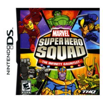 Marvel Superhero Squad: The Infinity Gauntlet for Nintendo DS
