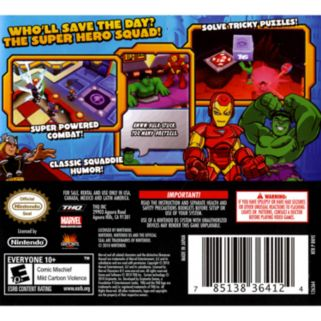 Marvel Superhero Squad: The Infinity Gauntlet for Nintendo DS