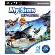 MySims SkyHeroes for PlayStation 3