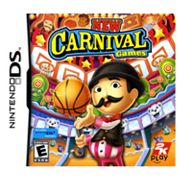 New Carnival Games for Nintendo DS