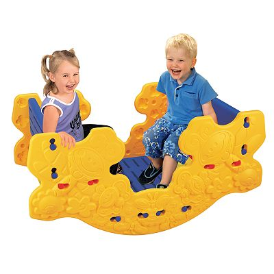 Safety 1st 2-in-1 Rocker and Bench