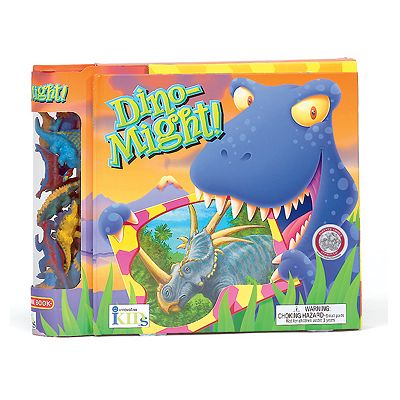 Innovative Kids Dino-Might Book